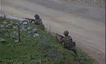 kashmir, infiltration atempt, Pakistan, LoC, Uri, naugam, Indian army,