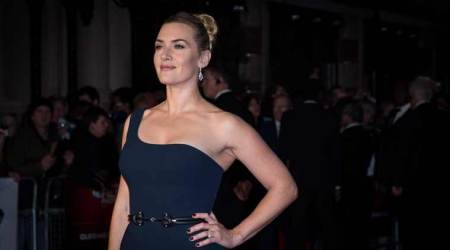 Kate Winslet stopped from filming with a mountain lion