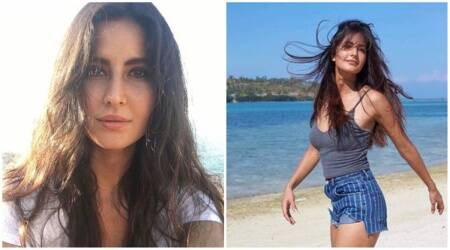 Katrina Kaif shares a click from Thugs Of Hindostan sets in Malta. Is this her look from the film? See photo