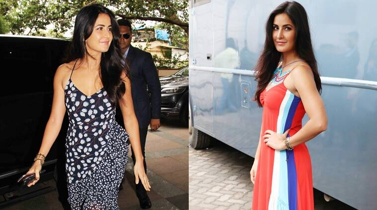 Katrina Kaif Shows Us How To Beat The Summer Heat In Style With These Flowy Dresses The Indian