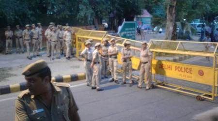 Security stepped up at Kerala House amid rumours of 'beeffest'
