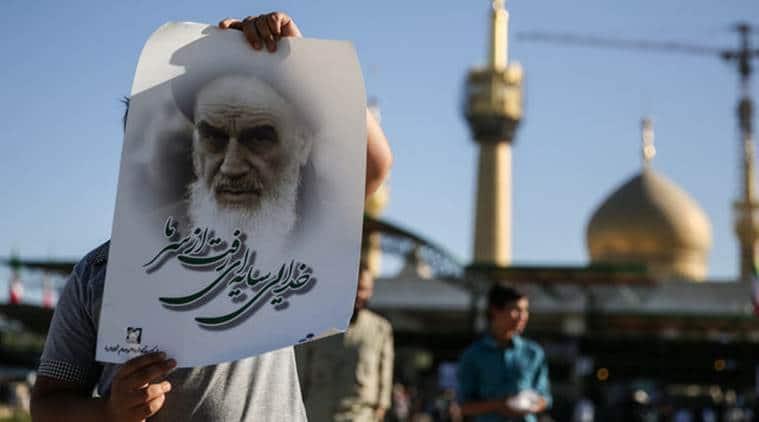 Iran terror attack, Iran Parliament attack, Iran attack, Iran attack on mausoleum of Khomeini, Iran, Ayatollah Khomeini, attack on Iran, ISIS, ISIS attack, Saudi Arabia, Iran news, Middle East news, world news, Indian Express
