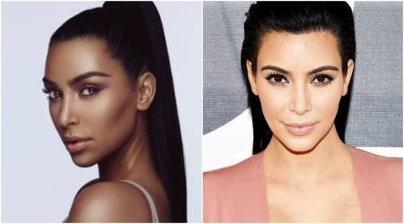 Kim Kardashian shamed on Twitter for doingblackface