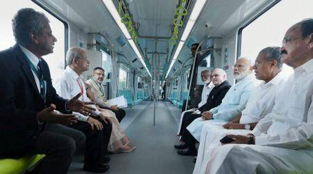 Kochi Metro: After August dip, MG Road extension to boost ridershipfigures