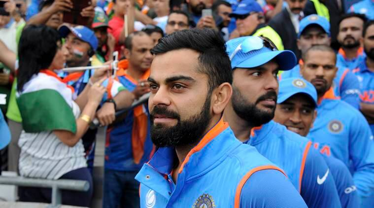Virat Kohli deletes welcome tweet for Anil Kumble after his resignation