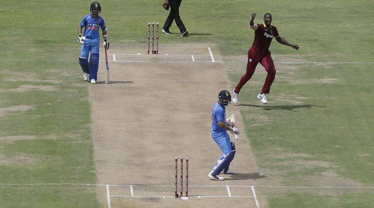 Virat Kohli, India vs West Indies, Indian Express