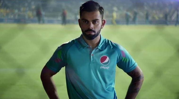 virat kohli, pepsi, cricket news