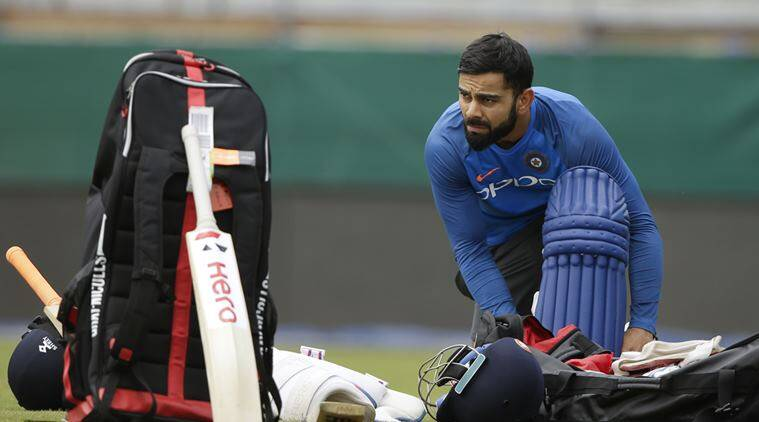 Have total respect for Kumble as a cricketer: Kohli