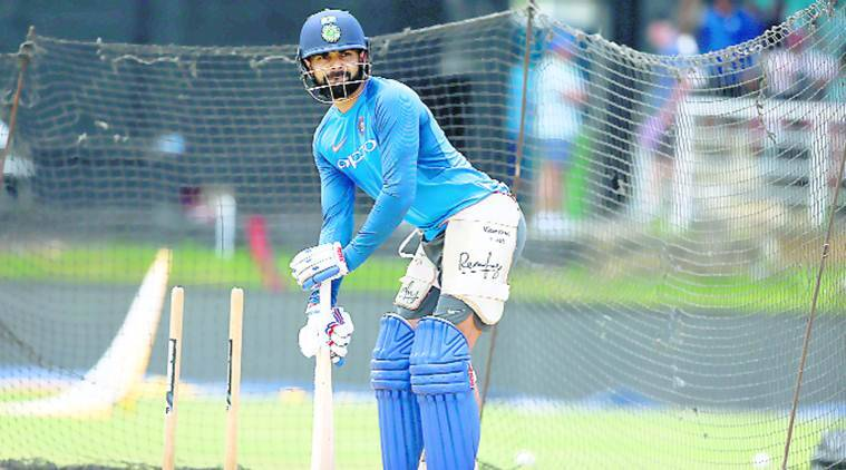 Captain Virat Kohli reveals lot without saying anything