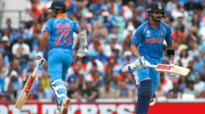 India vs South Africa, ICC Champions Trophy 2017: India defeat South Africa by 8 wickets; book place in semi-final