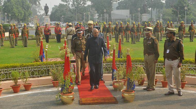 Ram Nath Kovind resigns as Governor, gets Z-plus security