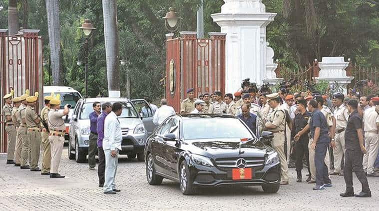 ram nath kovind, dalit presidential candidate, presidential candidate, Kalyan Singh, Dalit President, Bihar, Bihar BJP, Bihar BJP leaders, Governor of Bihar, indian express