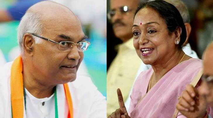 ram nath kovind, meira kumar, ramnath kovind, presidential elections, dalits, dalits in india, indian express news