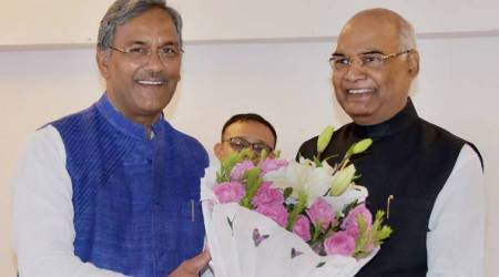 On pan-India tour, Ram Nath Kovind seeks lawmakers' support in Uttarakhand