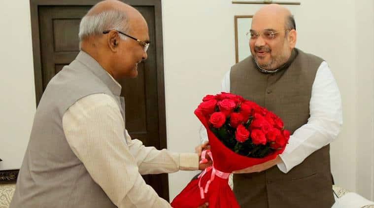 Ram Nath Kovind, Presidential Polls, NDA Presidential nominee, Dalit President
