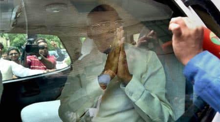 Ram Nath Kovind, Presidential Polls, Rashtrapati Bhavan, Kovind residence