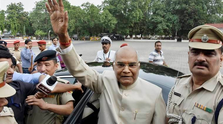 Ram Nath Kovind, Rajya Sabha, President, Judges, Kovind on President, Ram Nath Kovind on Judges, Ram Nath Kovind Judges Criticised, India News, Indian Express, Indian Express News