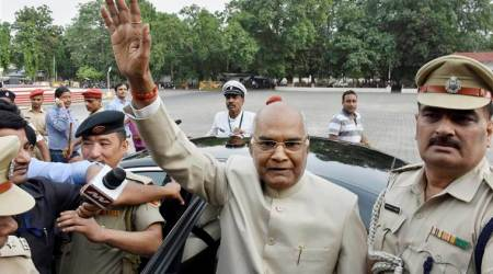 Presidential election: Nitish Kumar will not be present when Ram Nath Kovind files nomination