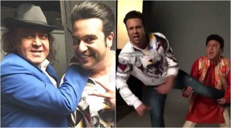 Krushna Abhishek: Kapil and I are like Shah Rukh Khan and Salman Khan of TV, just that we aren't friends