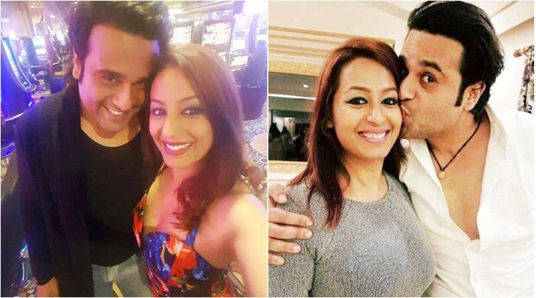 Krushna Abhishek, Kashmera Shah Are Now Parents To Twin Boys