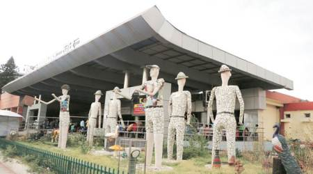 A Nek Chand tour of Tricity