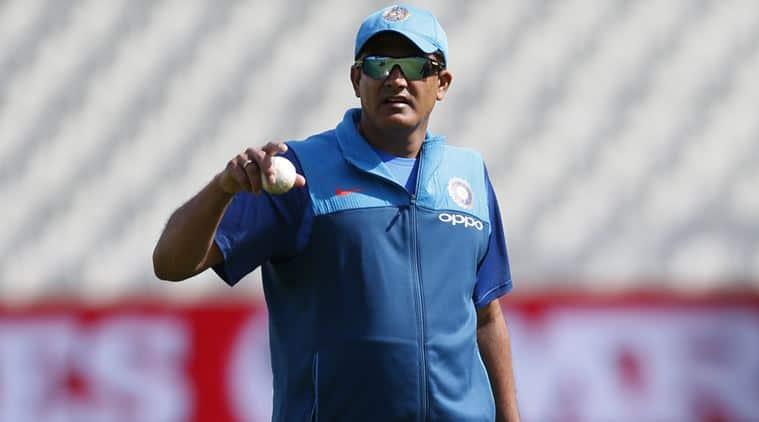 India, Anil Kumble, India coach Anil Kumble, Anil Kumble India coach, sports news