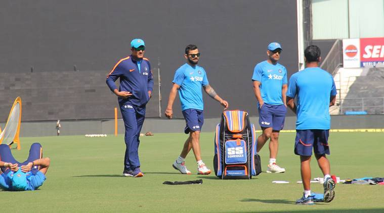 Image result for Virat Kohli had questions on Anil Kumble's appointment, says ex-BCCI Secretary Ajay Shirke