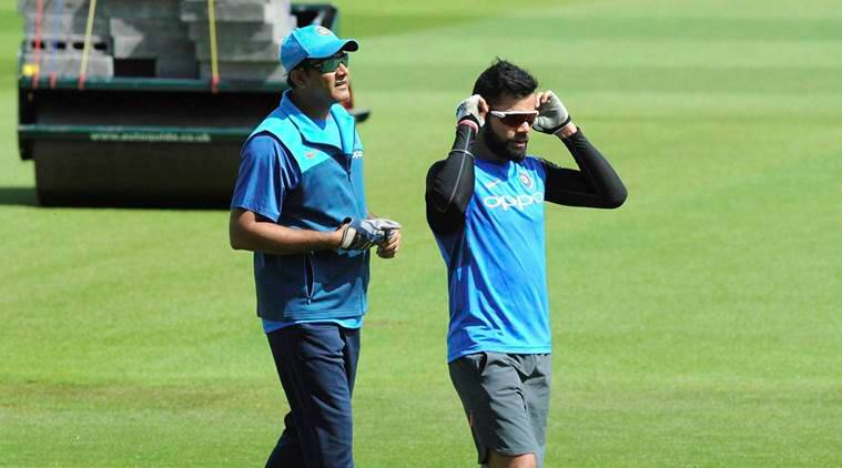 Anil Kumble's personal decision to step down: Sourav Ganguly