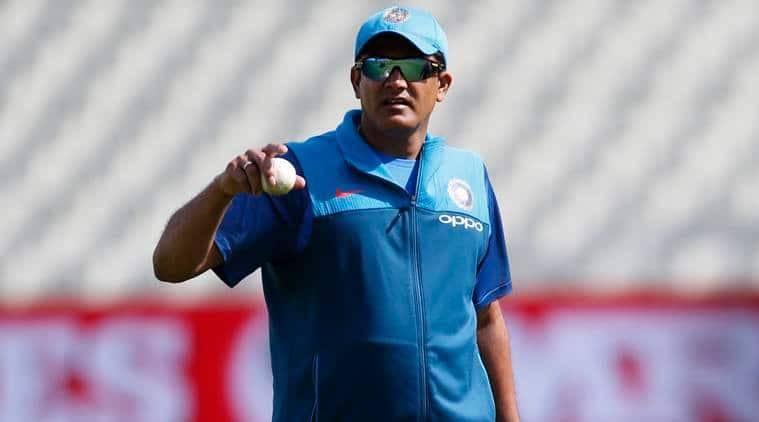 Virat kohli, anil kumble, india coach, india vs west indies