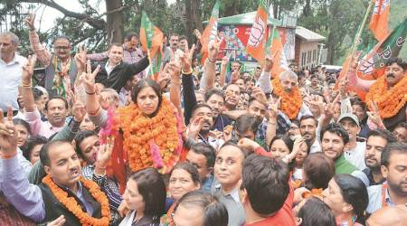 BJP's Kusum Sadret elected Shimla Mayor