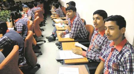 Kendriya Vidyalaya students visit CSIO, interact with scientists