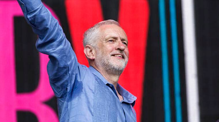 Britain, Labour Party, Britain's Labour Party leader Jeremy Corbyn, Jeremy Corbyn, Jeremy Corbyn Labour Party Leader, Britain Labour Party Leader Parliament, Britain Labour Party Leader Parliament Vote, World News, Latest World News, Indian Express, Indian Express News