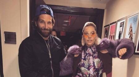 Lady Gaga celebrates A Star Is Born wrap up party with Bradley Cooper