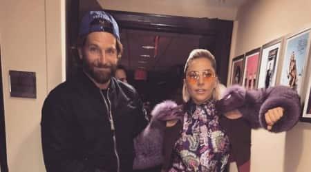 Lady Gaga celebrates A Star Is Born wrap up party with BradleyCooper