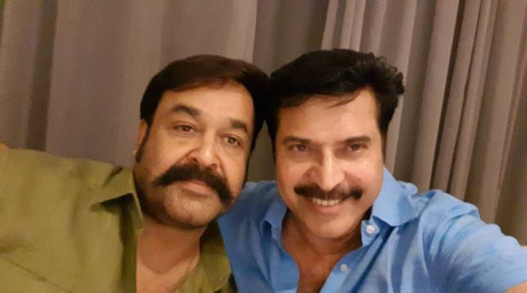 Image result for mammootty and mohanlal