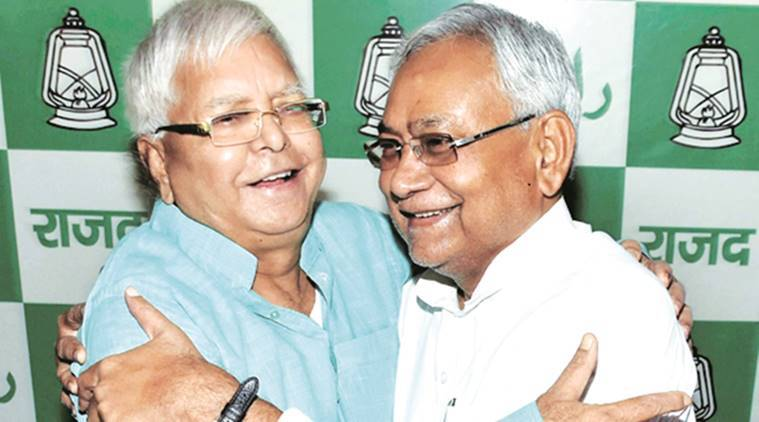 Lalu Prasad, Lalu Prasad birthday, nitish kumar, bihar government, bihar bridge, inian express news, india news