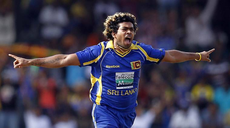 Lasith Malinga, Sri Lanka, Indian Express