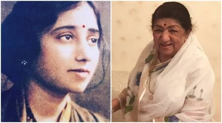 Lata Mangeshkar and her mother bonded over music