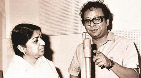 The letter that Lata Mangeshkar gifted RD Burman on his wedding