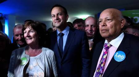 Indian-origin gay leader Leo Varadkar set to be Ireland's youngest PM