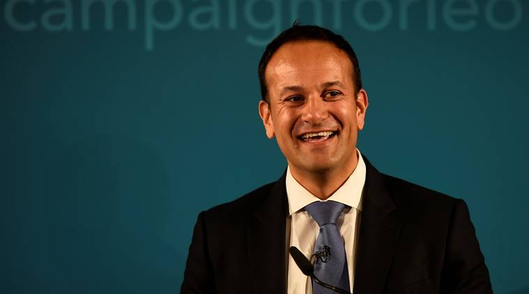 ireland, leo varadkar, ireland india pm, ireland gay pm, ireland politics, ireland new pm, ireland news, indian express news