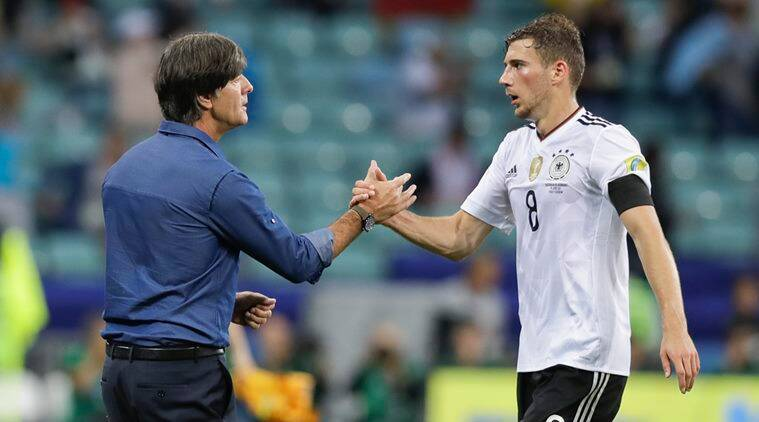 Leon Goretzka, football transfers, joachim loew, germany national team, confederations cup, football news, sports news, indian express