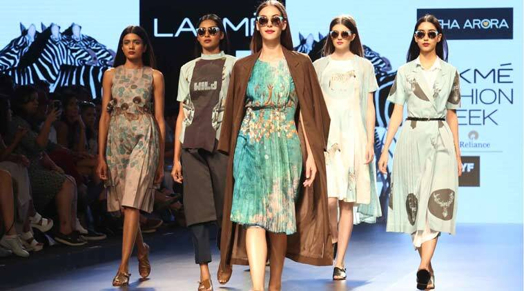 Image result for Lakme Fashion Week Winter/Festive 2017 to feature four new faces