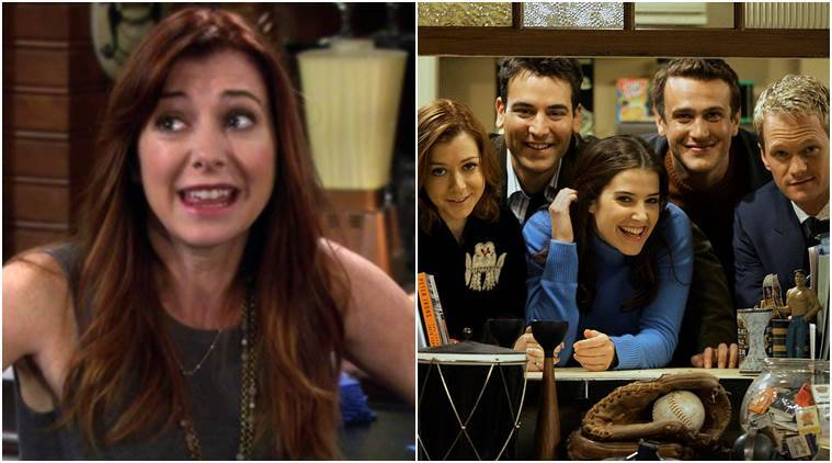lily aldrin, alyson hannigan, how i met your mother, lily aldrin how i met your mother, alyson hannigan lily aldrin