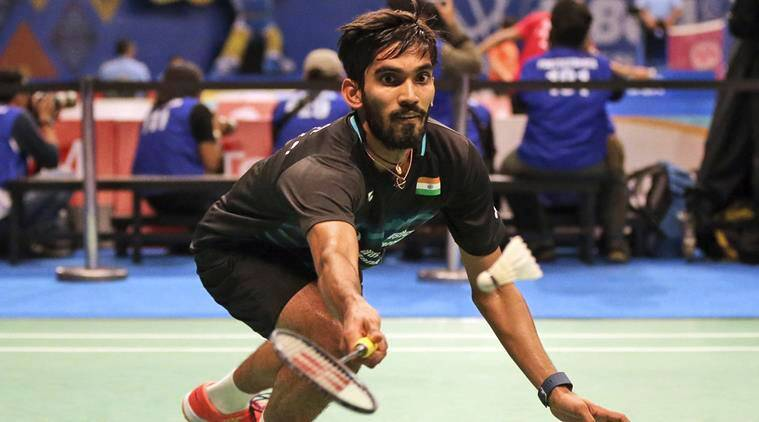 Live Badminton score, Live Indonesia Open, HS Prannoy, Kidambi Srikanth, Badminton news, Indian Express