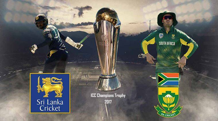 Sri Lanka vs South Africa, ICC Champions Trophy, cricket