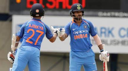India vs West Indies Live 2nd ODI in Port-of-Spain
