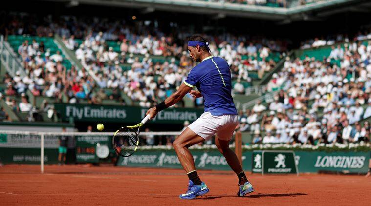 live scores french open