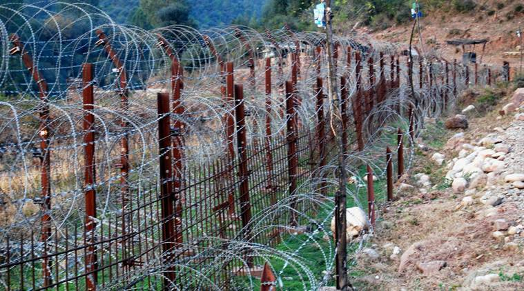 ceasefire violation, india pakistan firing, international border, poonch firing, heavy shelling and firing, pakistan army, indian army