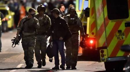 London terror attack: Police name two attackers, say one previously known to them